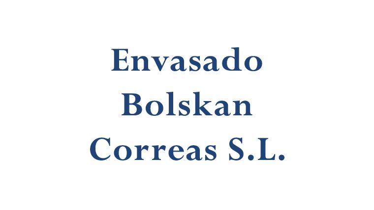 MercaCorreas | Envasado Bolskan Correas S.L. logotipo